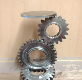 Ferrari 458 gears candlestick: Click Here To View Larger Image